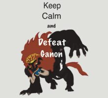 Keep calm & defeat Ganon by sliverbear