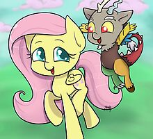 Flutter Friends by hobbutt