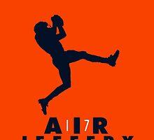 Air Jeffery Galaxy Case by tony.Hustle.tees ®