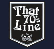 That 70s Line Kids Clothes