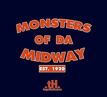 MIDWAY MONSTERS Galaxy Case by tony.Hustle.tees ®