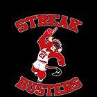 Streak Busters Galaxy Case by tony.Hustle.tees ®