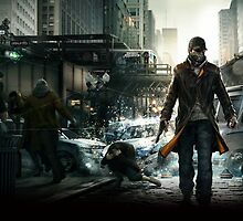 Watch Dogs by Aflem