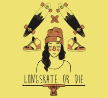 Longskate or Die by susiapparel