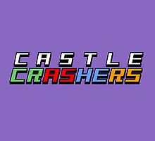 Castle Crashers Title by projectspoons