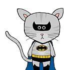 Batman DC - Gizmo The Cat by LJefferis78