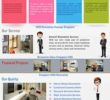 Hdb Renovation Package Singapore by DesignSingapor