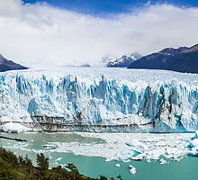 Perito Moreno Glacier, Argentina by Cherrybom