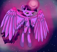 twi's magic by moonstroke