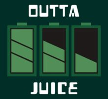 Outta juice by scottster246