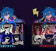 DRAMAtical Murder - Which End? by marburusu