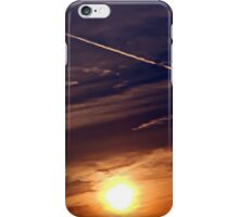 ©TSS The Sun Series L Sunrise Track IA iPhone Case/Skin