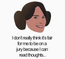 Liz Lemon Princess Leia by Dara Flanagan