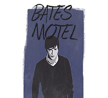 Bates Motel by alltimemckenna