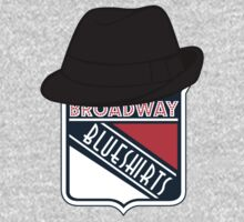 Broadway Blueshirts Kids Clothes