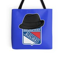 Broadway Blue Shirts Tote Bag