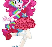 Pinkie Pie Equestria by awdreen