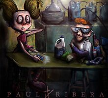 Dexters Meth Lab by Paul Ribera