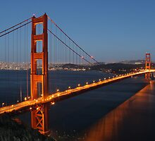 Golden State Golden Gate by Rookiebomb