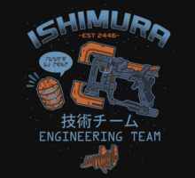 Ishimura Engineering by amandaflagg