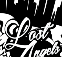 Lost Angels (LA)  Sticker