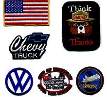Chevy custom  self adhesive Patch by Artexgroup