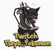 Twitch plays pokemon by LDFcorp