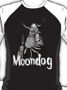 Moondog linocut T-Shirt