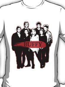 BTVS CAST (S3): The Scoobies! T-Shirt