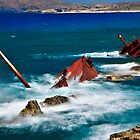 Mayday! Mayday! - Milos island by Hercules Milas