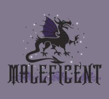 Maleficent the Dragon by sweetsisters