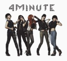 4minute HUH HIT YOUR HEART by SunStarDSG