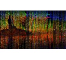 Voices of a Sunset in Venice Photographic Print