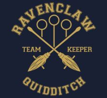 Quidditch - Ravenclaw - Team Keeper by Divum