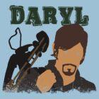 Daryl Dixon by Soozicle1