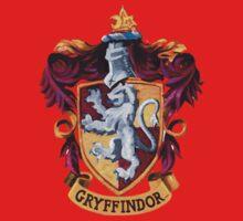 Gryffindor Kids Clothes