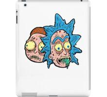 Rick and Morty  iPad Case/Skin