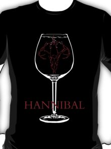 Blood and Wine (with Words) T-Shirt