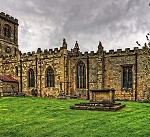 Church of St Martin, Seamer by Tom Gomez