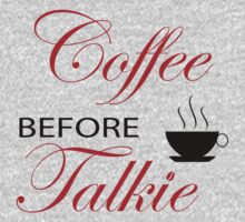 coffee before talkie 2 by designshoop