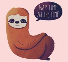 Nap Time, All The Time Kids Clothes