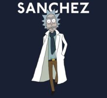 Rick Sanchez  by Stove  Aya