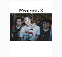 Project X t-shirt by JimmyHenryy
