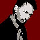 Thom Yorke by GarfunkelArt