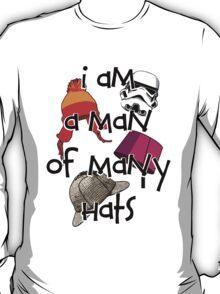 Man of Many Hats T-Shirt