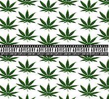Weed Print <3 by JimmyHenryy