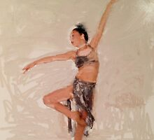 Tiny Dancer by RobynLee
