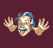 Crazy Einstein by pophues