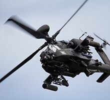 Apache Longbow by James Biggadike