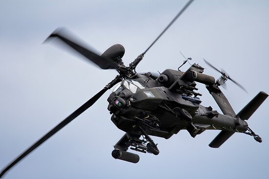 Apache Longbow by J Biggadike